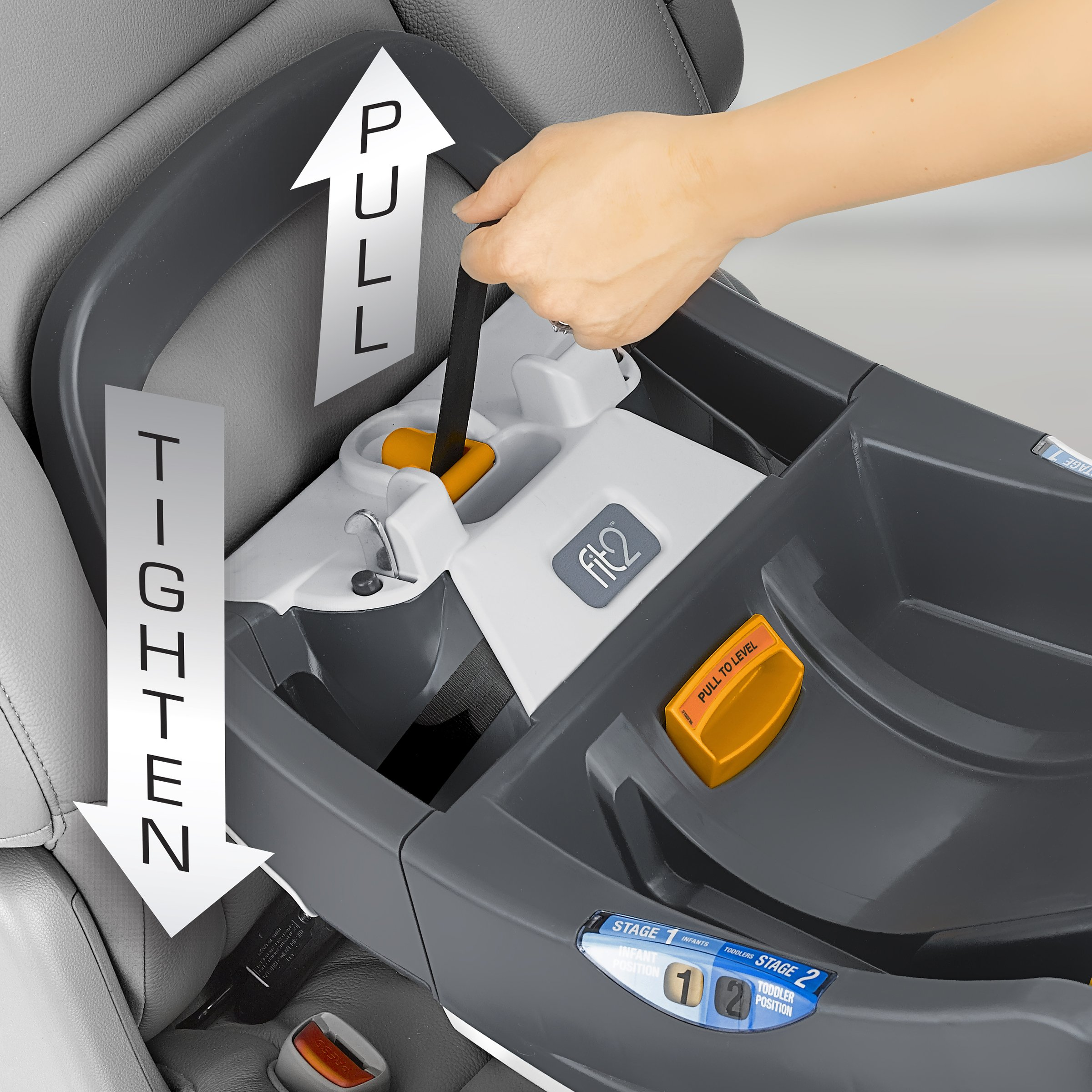 Chicco Fit2 Infant & Toddler Car Seat Base by Chicco (Image #3)