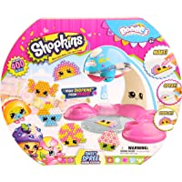 Beados Shopkins Season 3 Sweet Spreee Design Station, Toys for Girls, 4 Years & Above, Collectible Toys, Activity Toy