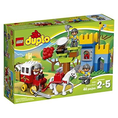 LEGO DUPLO Town Treasure Attack 10569 Building Toy: Toys & Games