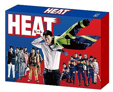 Amazon | HEAT DVD-BOX -TVドラ...