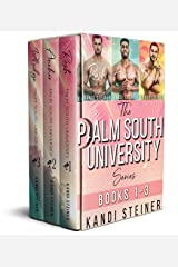 The Palm South University Series Box Set: Books 1-3: Rush, Anchor, and Pledge Kindle Edition