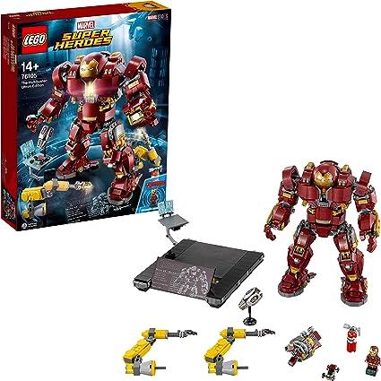 Iron Man Hulkbuster TonyStark Marvel Lego Fit Figure Avengers End Game UK Seller