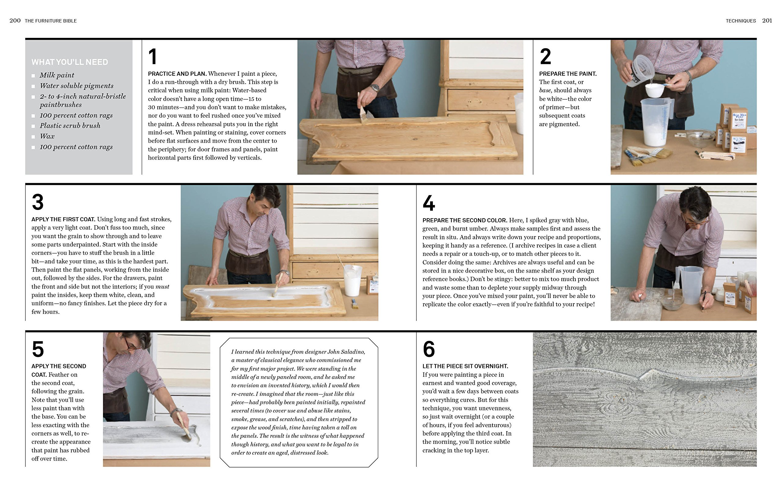 The Furniture Bible: Everything You Need to Know to Identify, Restore & Care for Furniture by Workman Publishing (Image #1)