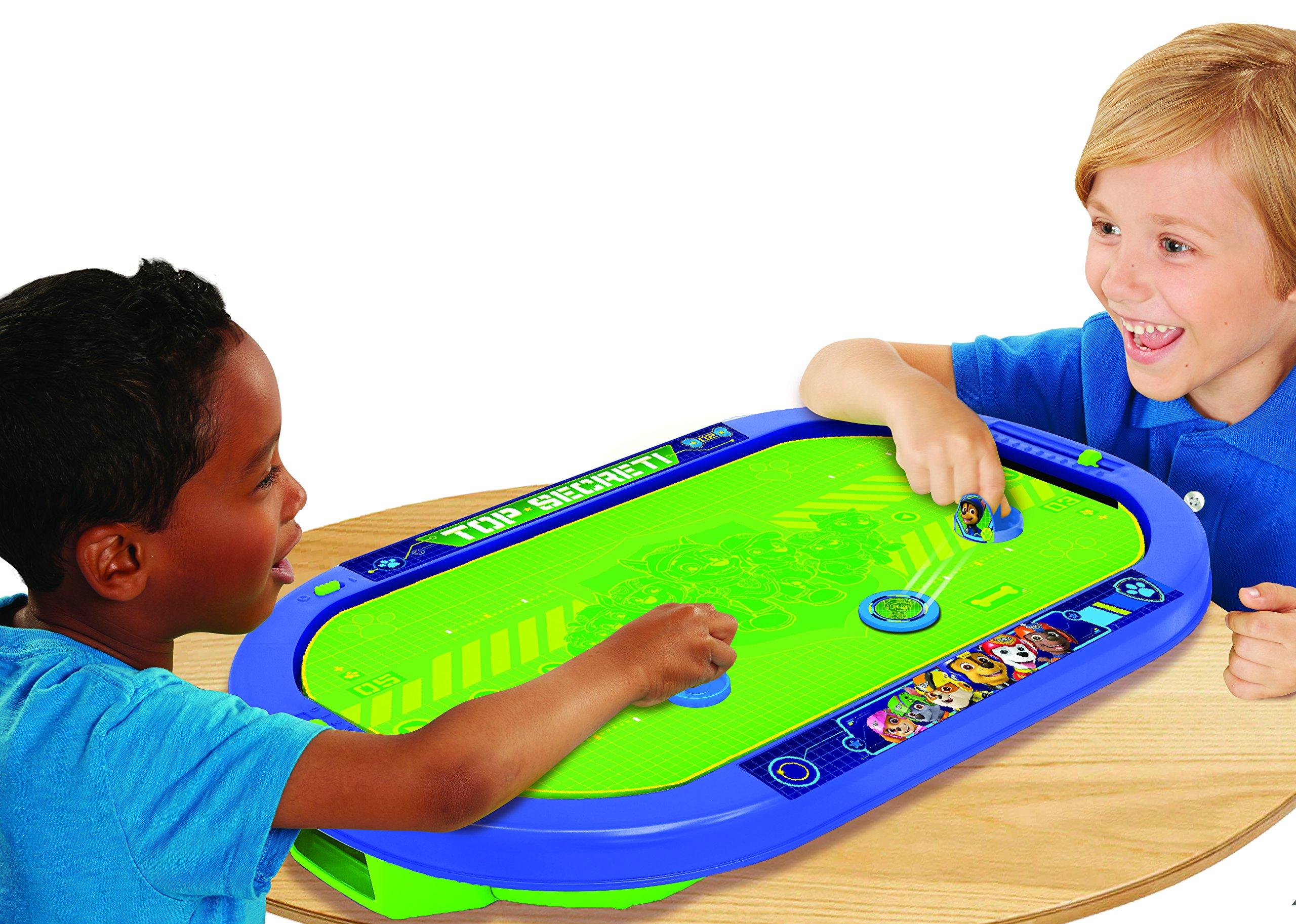 Nickelodeon Paw Patrol Code Air-Cade Tabletop Hockey Game by Nickelodeon