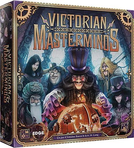 Edge- Victorian Masterminds, EGEVM01: Amazon.es: Juguetes y juegos