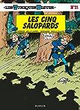 Les Tuniques bleues, tome 21 : Les cinq salopards