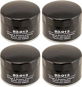 Oregon 83-013 PK4 Oil Filters