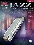 Jazz Standards: Harmonica Play-Along Volume 14 (Chromatic Harmonica) (Hal Leonard Harmonica Play-along) (English Edition)