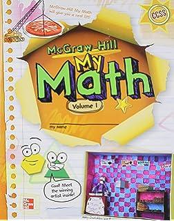 Amazon com: McGraw-Hill My Math, Grade 3, Teacher Edition