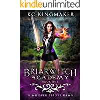 Briarwitch Academy 1: A Whisper Before Dawn book cover