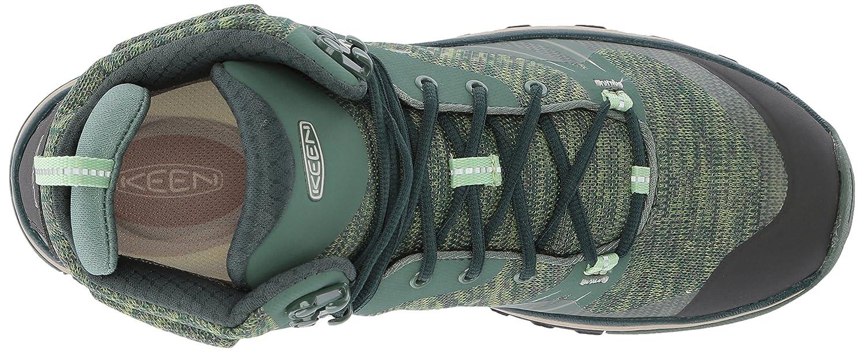 KEEN Hiking Women's Terradora Mid Waterproof Hiking KEEN Shoe B071YFHQXV 9 B(M) US|Duck Green/Quiet Green d04b3a