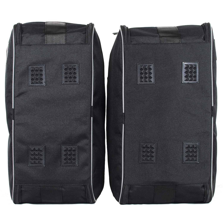 GREAT BIKERS GEAR Sacs int/érieurs pour sacoche int/érieure compatibles avec la Honda Africa Twin CRF 1000L