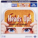 Spin Master Games,Heads Up! Party Game, Fun Word Guessing Game for Families, Ages 8 and Up (Edition May Vary)