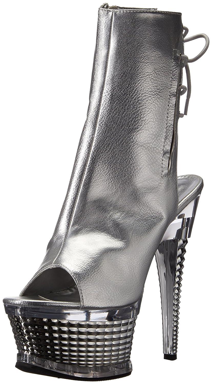 Women's Illu1018ch/Smpu/Sch Ankle Bootie