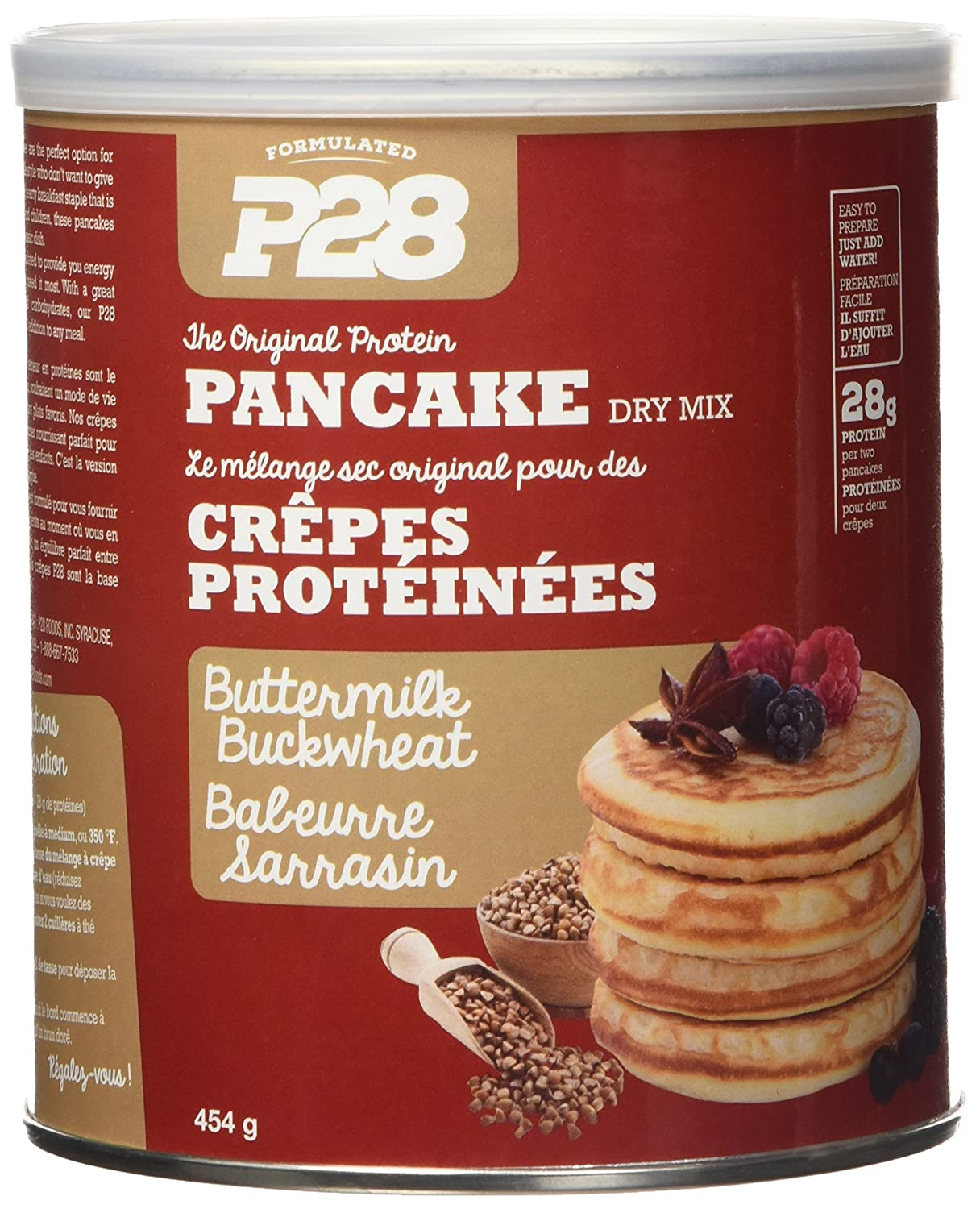 P28 Foods The Original High Protein Pancake Dry Mix