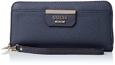f317c970402f Guess Women s Bobbi Slg Large Zip Around Coin Purses and Pouches