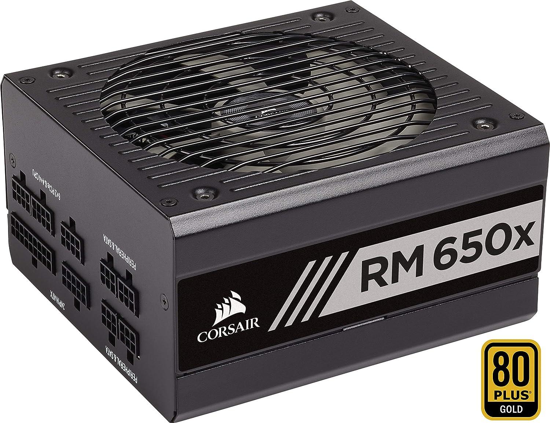 Corsair RM850x Alimentatore PC, Completamente Modulare, 80 Plus Gold, 850 Watt, EU, Bianco CP-9020188-EU