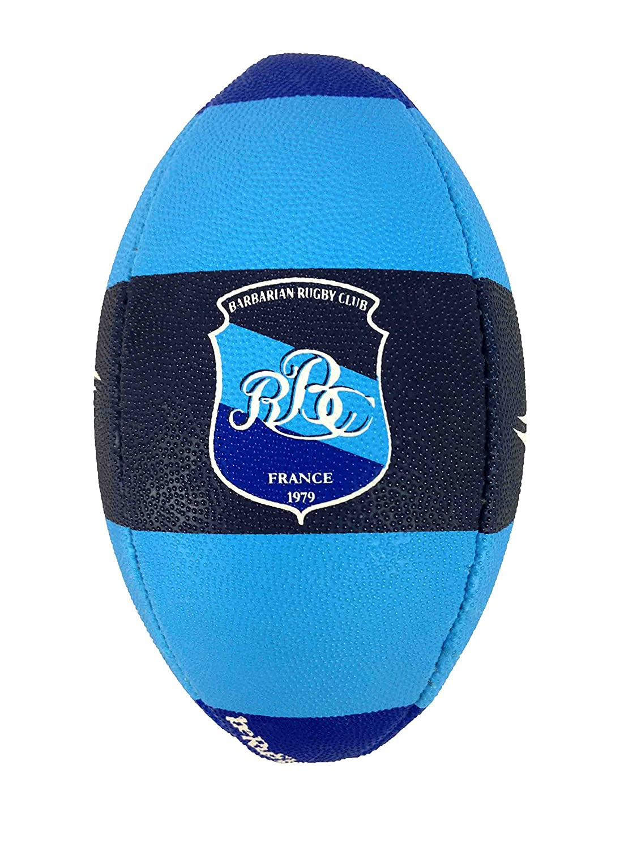 beRugbe De balón de Rugby Mini - Barbarians Rugby Club: Amazon.es ...