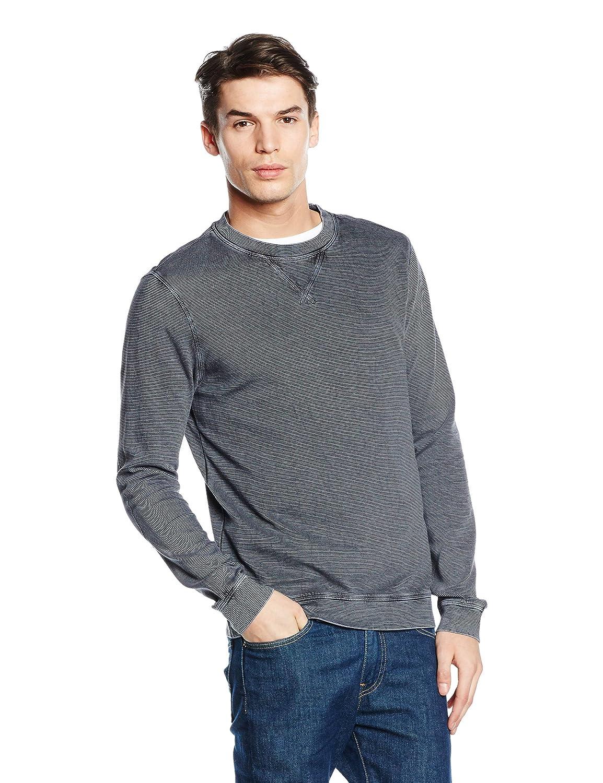 Bleu (Dark bleu 404) S BOSS Décontracté Westival Sweat-Shirt Homme