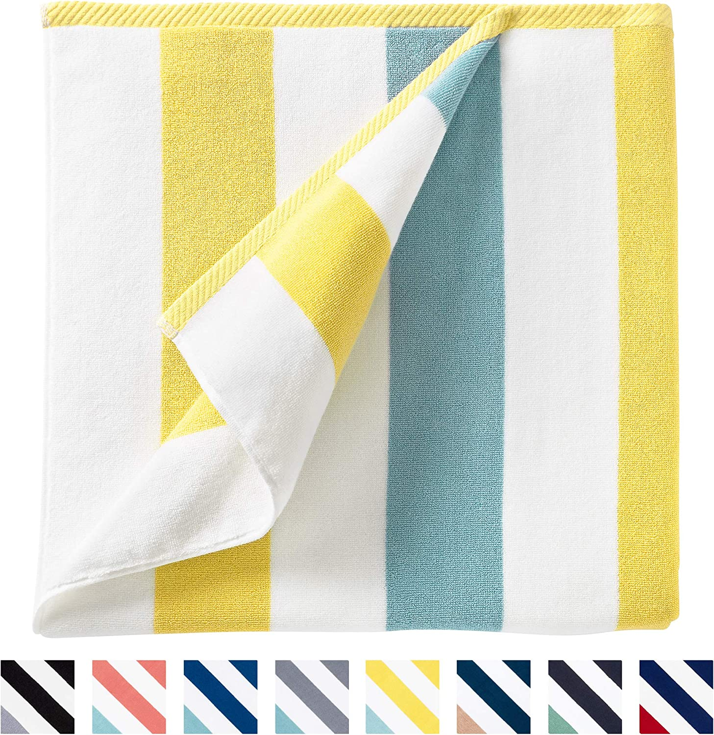 Cabana Beach Towel by Laguna Beach Textile Co