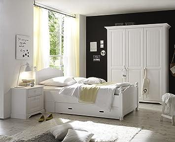 Firstloft Jugendzimmer Holz Weiss Amazon De Kuche Haushalt