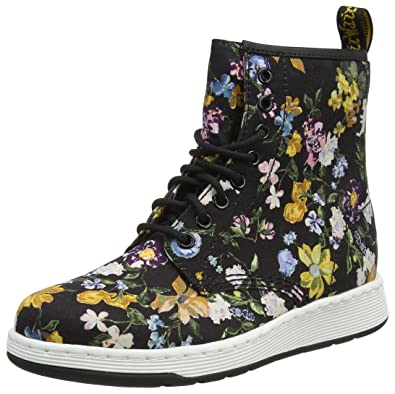 Dr. Martens Newton Floral Canvas Boot MWPr8vGV