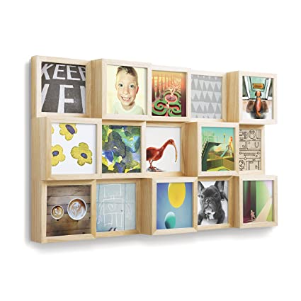 Amazon.com - Umbra Blox 15-Opening Collage Picture Frame -