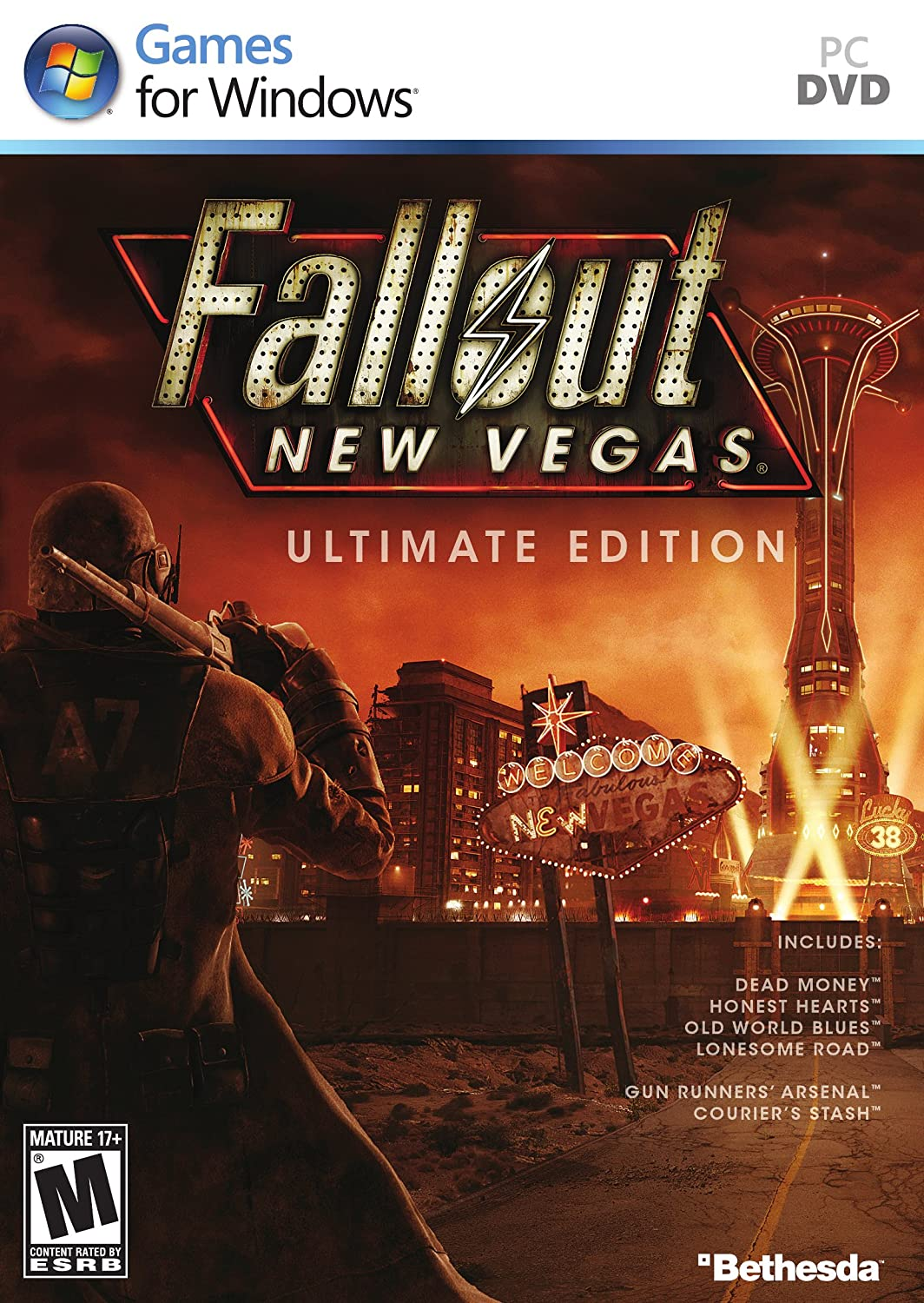 Fallout: New Vegas Ultimate Edition - PC