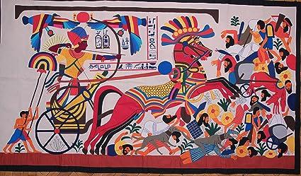 Amazon com: Battle of Kadesh Rames ii victory paint on