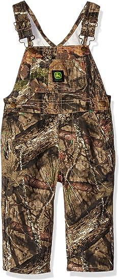 Infant//Toddler//Boys /& Girls Mossy Oak Long Sleeve Camo Shirts Sz 0//6mo 6//7