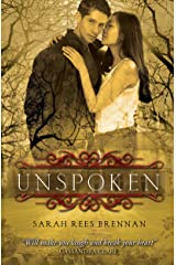 Unspoken (Lynburn Legacy) Kindle Edition