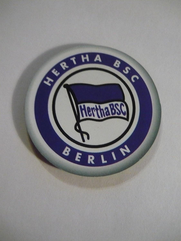 OVP! 8 Magnete Logo Hertha BSC Berlin