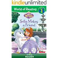 World of Reading Sofia the First: Sofia Makes a Friend: Level 1 (World of Reading (eBook))