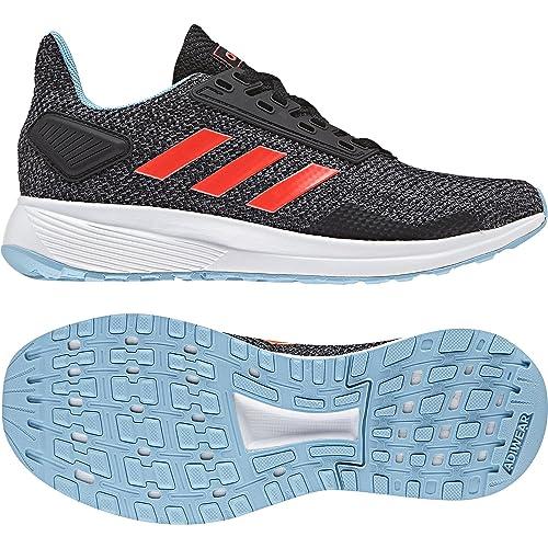 differently c4b89 5fdc2 Adidas Duramo 9 K, Zapatillas de Deporte Unisex para Niños Amazon.es  Zapatos y complementos