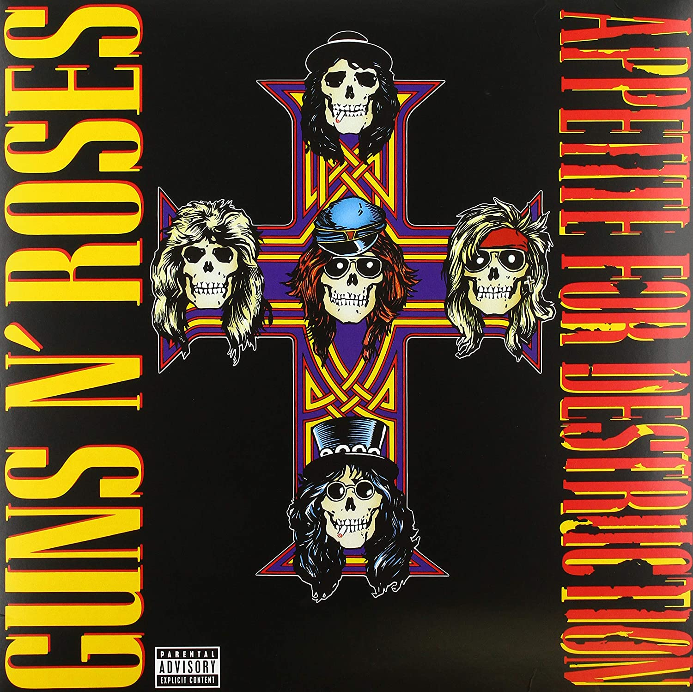 Appetite For Destruction : Guns N Roses: Amazon.es: Música