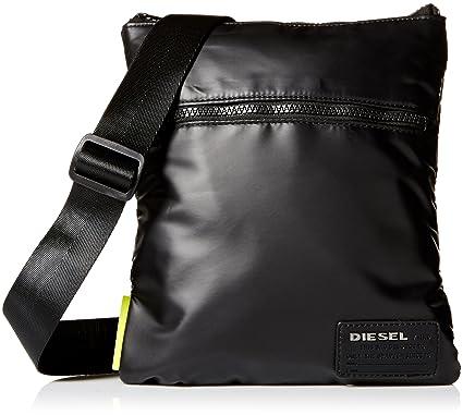 f071eb7aa3 Amazon.com  Diesel Men s Discover Cross Crossbody Bag