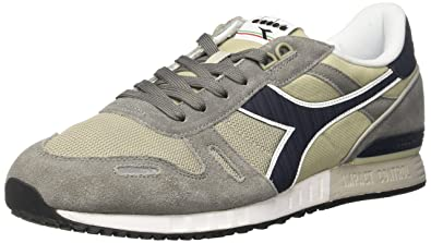 Diadora Ii Top Scarpe Adulto greyblue Unisex Low Titan Grigio rv6zwqr