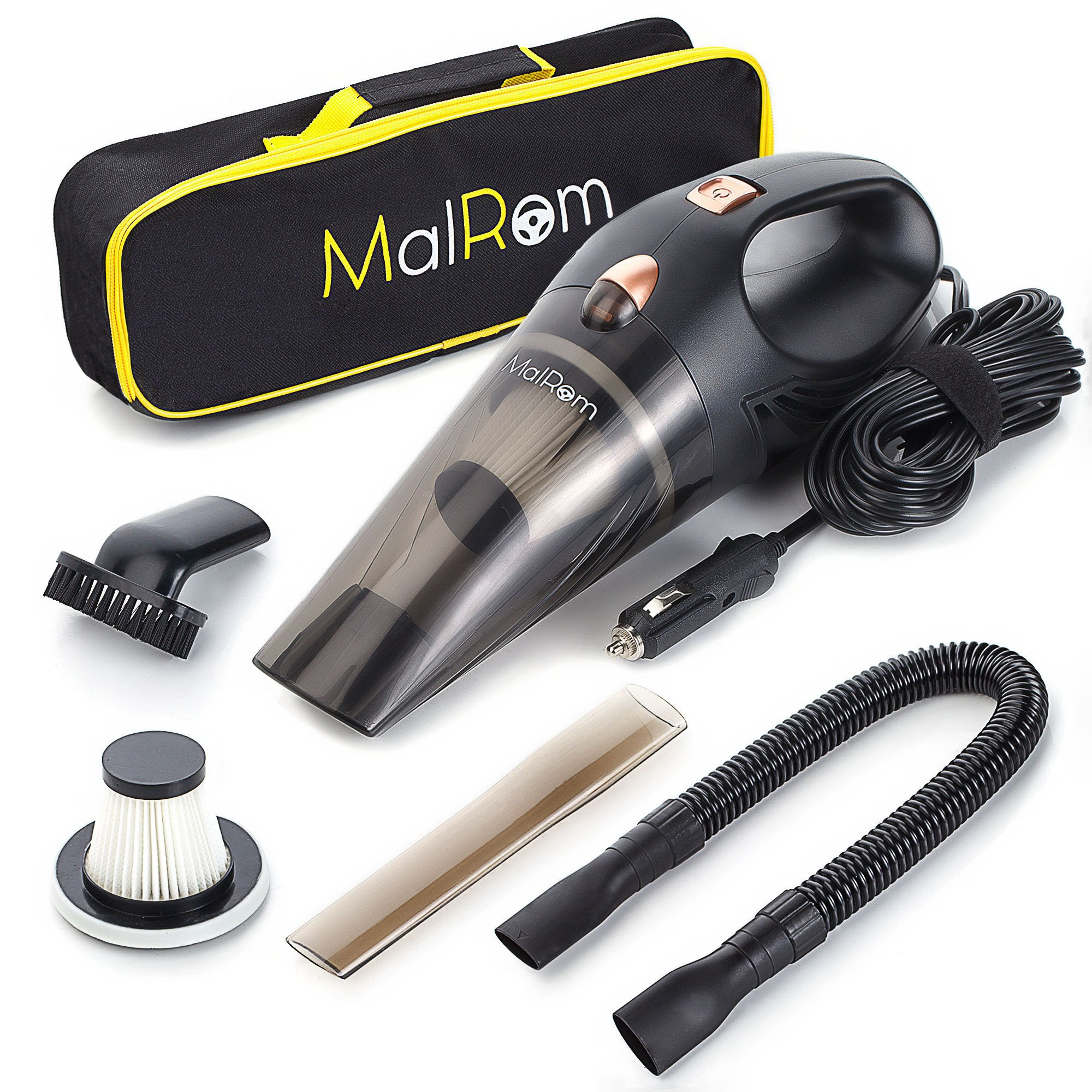 Car vacuum cleaner - a small whim or a super-useful device
