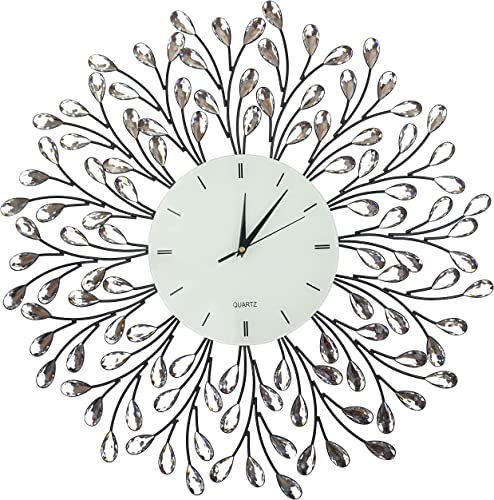 LuLu Decor Modern Wall Clock