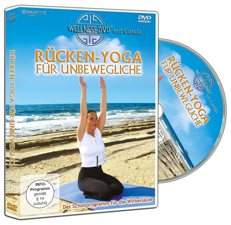 Amazon.com: Rücken-Yoga für Unbewegliche - Das Schonprogramm ...