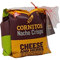 Cornitos Chips and Salsa - Nacho, 3 x 60g + 50g Pack