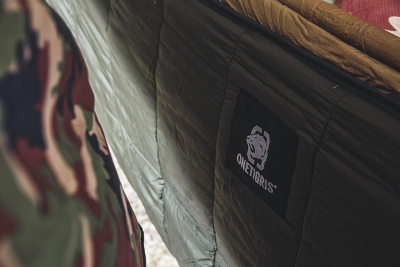 1T Hammock Underquilt Packable Full Length Under Blanket Lightweight Camping Quilt