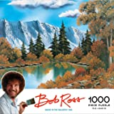 Bob Ross Autumn Woods - 1000 Piece Jigsaw Puzzle