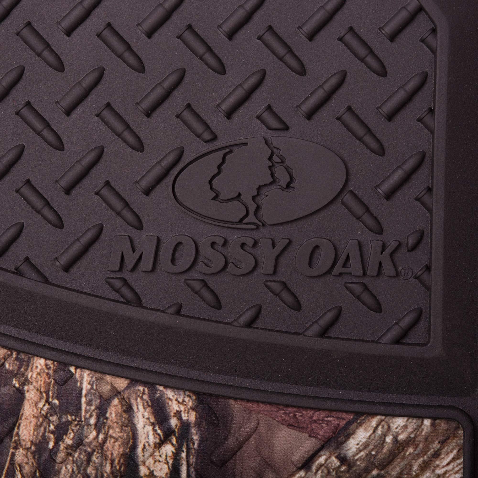 Mossy Oak Front Floor Mats | Mossy Oak Break-Up Country Camo | 2 Pack by Mossy Oak (Image #3)