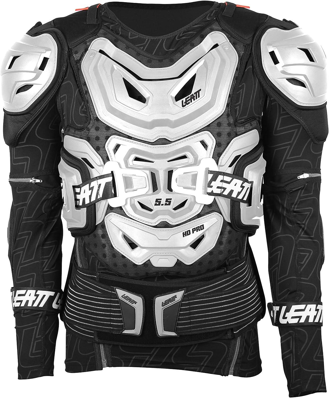 Leatt 5.5 Protector black 2019 upper body protection