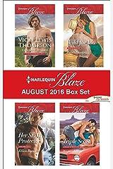 Harlequin Blaze August 2016 Box Set: An Anthology Kindle Edition