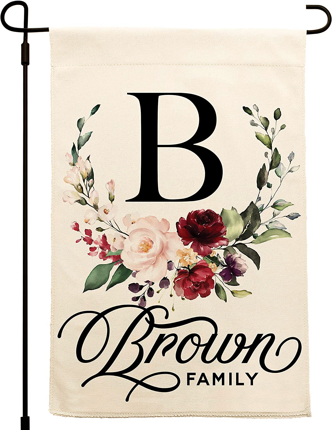 """Zexpa Apparel Personalized Garden Flag 