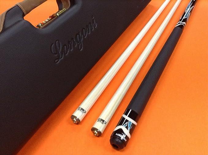 Longoni Sultán piel Wrap S30 cañas y patentado funda (edición especial): Amazon.es: Deportes y aire libre