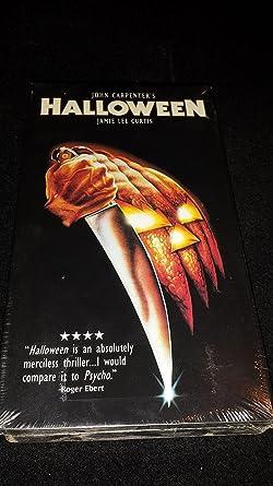 Amazon.com Halloween [VHS] Jamie Lee Curtis, Donald