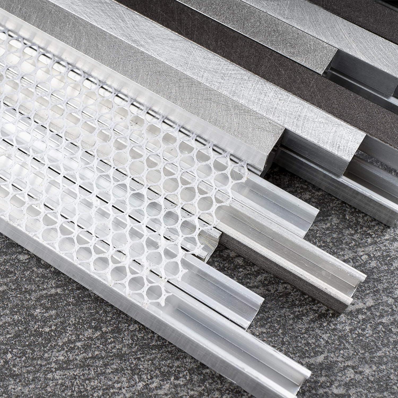 - Amazon.com: Tile Generation TAFDG-01 Slender Thin Line Grey